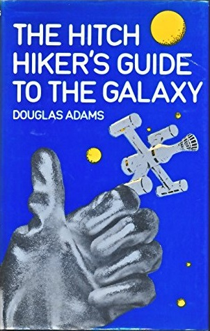 hitchhikers guide to the galaxy satirical elements The hitchhiker's guide to the galaxy (ebook) : adams, douglas : irresistible--the boston globeseconds before the earth is demolished to make way for a galactic.